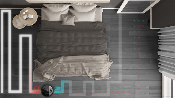 Robotický vysavač Conga 2290