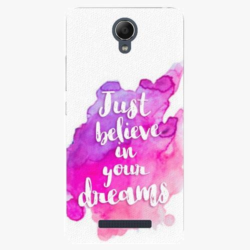 Plastový kryt iSaprio - Believe - Xiaomi Redmi Note 2