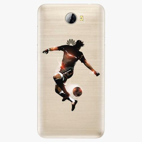 Plastový kryt iSaprio - Fotball 01 - Huawei Y5 II / Y6 II Compact