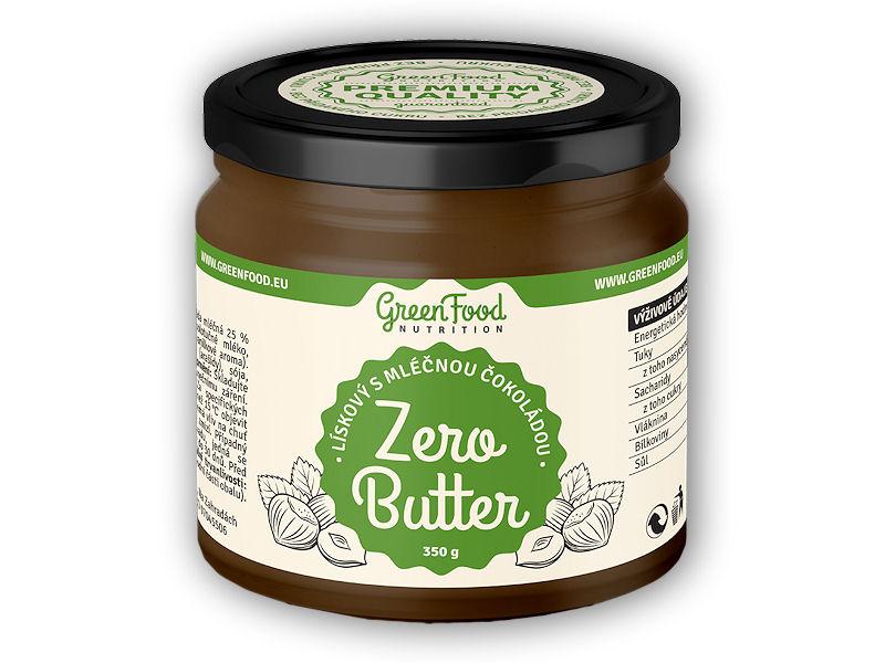 Zero Butter lískový krém 350g-s-mlecnou-cokoladou