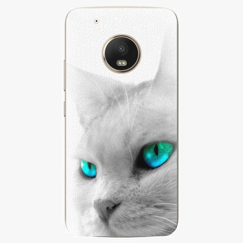 Plastový kryt iSaprio - Cats Eyes - Lenovo Moto G5 Plus
