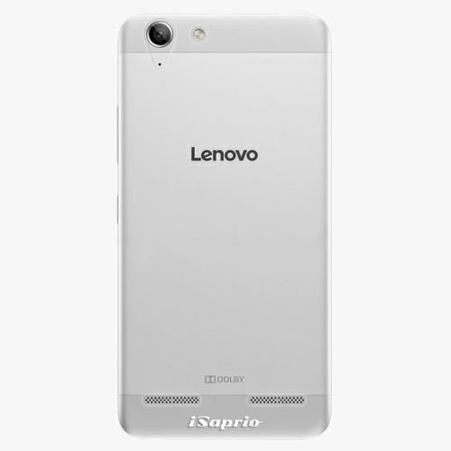 Plastový kryt iSaprio - 4Pure - průhledný matný - Lenovo Vibe K5