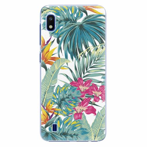 Plastový kryt iSaprio - Tropical White 03 - Samsung Galaxy A10