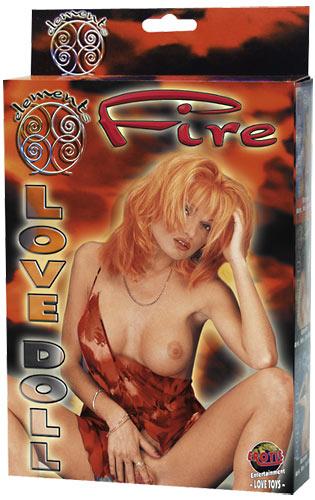 """Panna """"Oheň"""" - Love Doll Fire"""