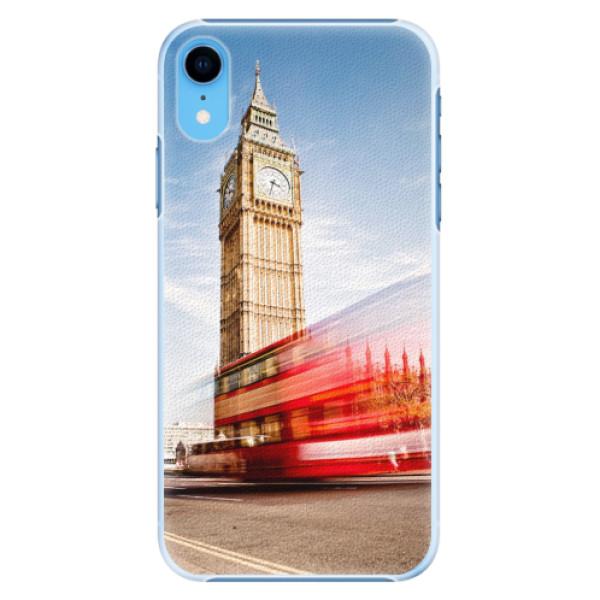 Plastové pouzdro iSaprio - London 01 - iPhone XR