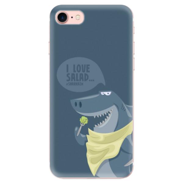 Odolné silikonové pouzdro iSaprio - Love Salad - iPhone 7