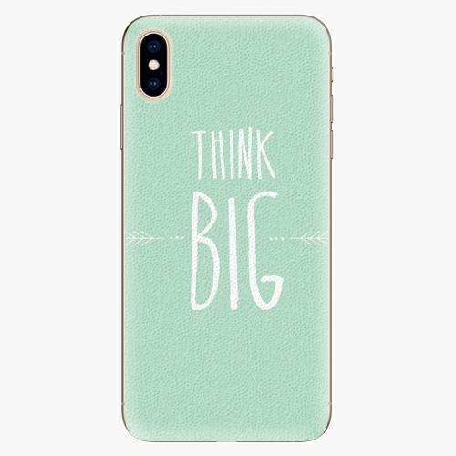 Plastový kryt iSaprio - Think Big - iPhone XS Max