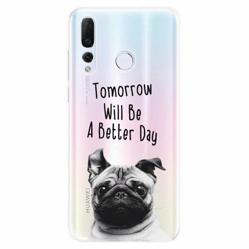 Silikonové pouzdro iSaprio - Better Day 01 - Huawei Nova 4