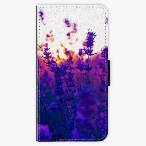 Flipové pouzdro iSaprio - Lavender Field - Huawei Nova 3i