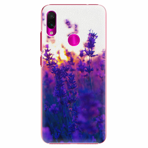 Plastový kryt iSaprio - Lavender Field - Xiaomi Redmi Note 7