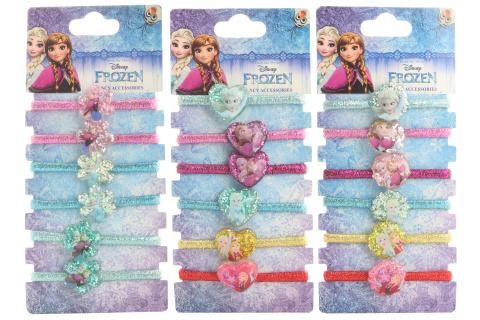 Sada gumiček Frozen