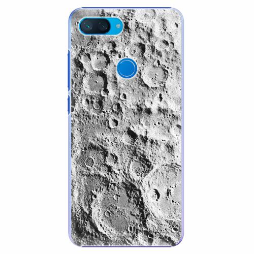 Plastový kryt iSaprio - Moon Surface - Xiaomi Mi 8 Lite