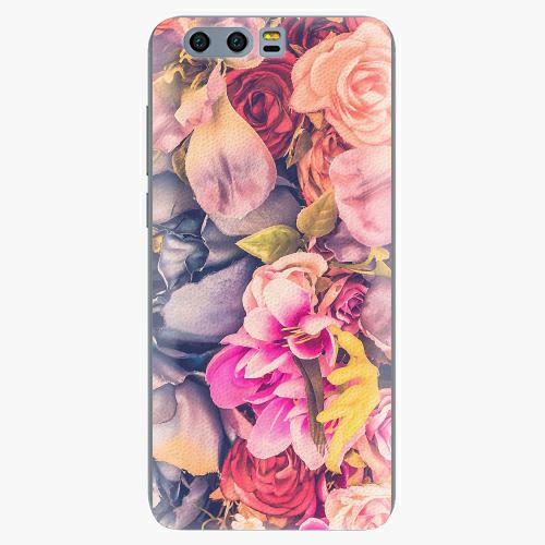 Plastový kryt iSaprio - Beauty Flowers - Huawei Honor 9