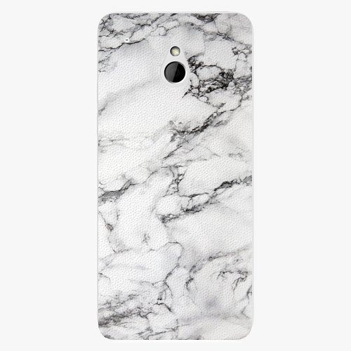 Plastový kryt iSaprio - White Marble 01 - HTC One Mini