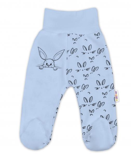 Bavlněné kojenecké polodupačky Baby Nellys ® - Králíčci