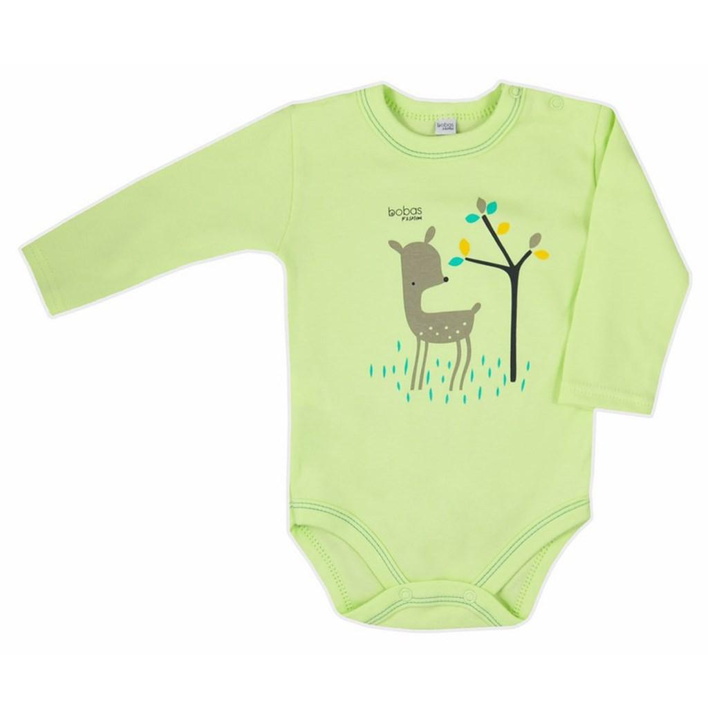 Kojenecké body Bobas Fashion Mini Baby