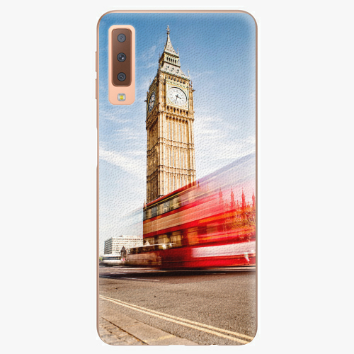 Plastový kryt iSaprio - London 01 - Samsung Galaxy A7 (2018)