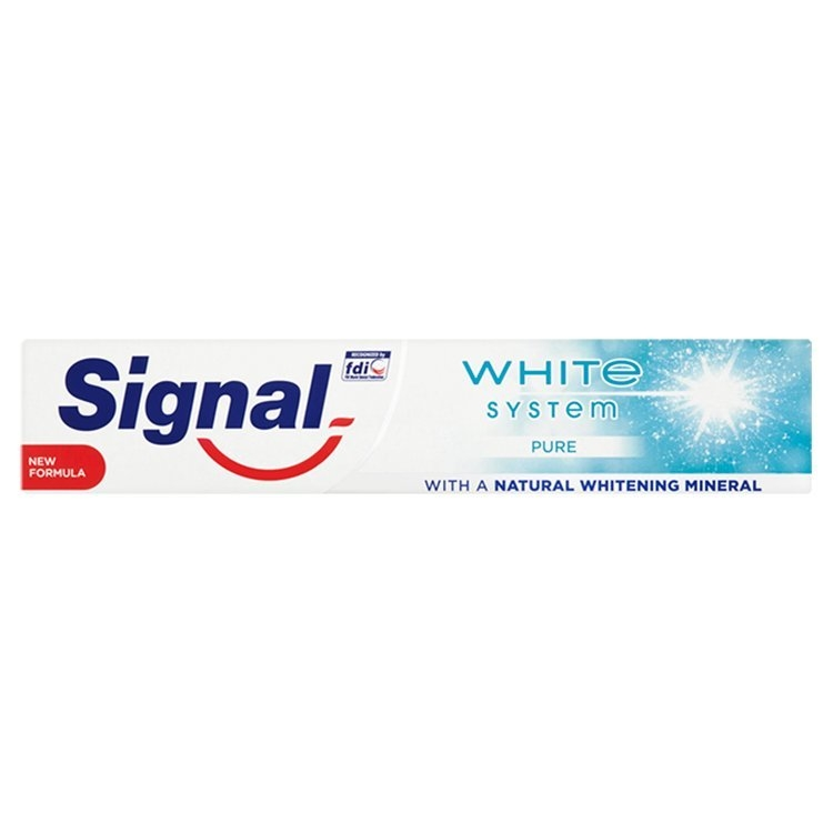 White System Pure zubní pasta 75 ml