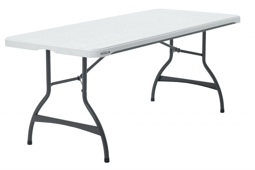 Cateringový skládací stůl LifeTime Profi Magnetic 183x76 cm
