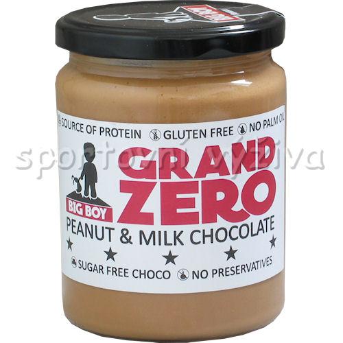 Grand zero <b>arašídový</b> krém