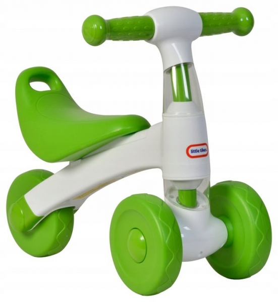 Mini odrážedlo Little Tikes - zelené