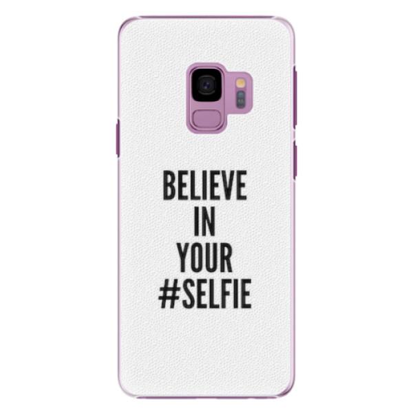 Plastové pouzdro iSaprio - Selfie - Samsung Galaxy S9