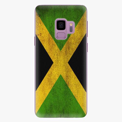 Plastový kryt iSaprio - Flag of Jamaica - Samsung Galaxy S9