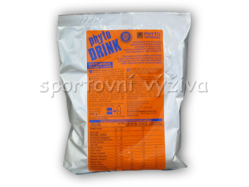 Phytodrink 350 g gluten