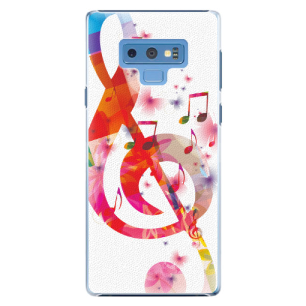 Plastové pouzdro iSaprio - Love Music - Samsung Galaxy Note 9