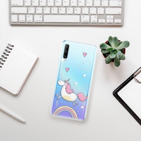 Odolné silikonové pouzdro iSaprio - Unicorn 01 - Huawei P Smart Pro