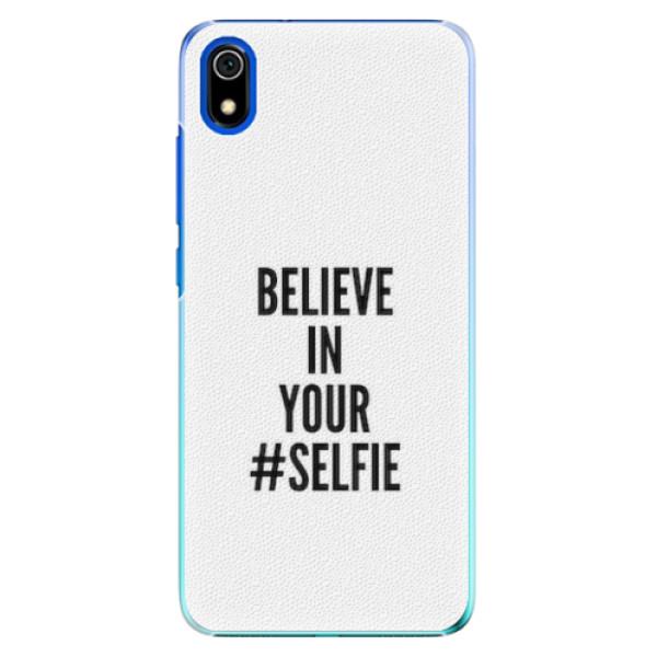Plastové pouzdro iSaprio - Selfie - Xiaomi Redmi 7A