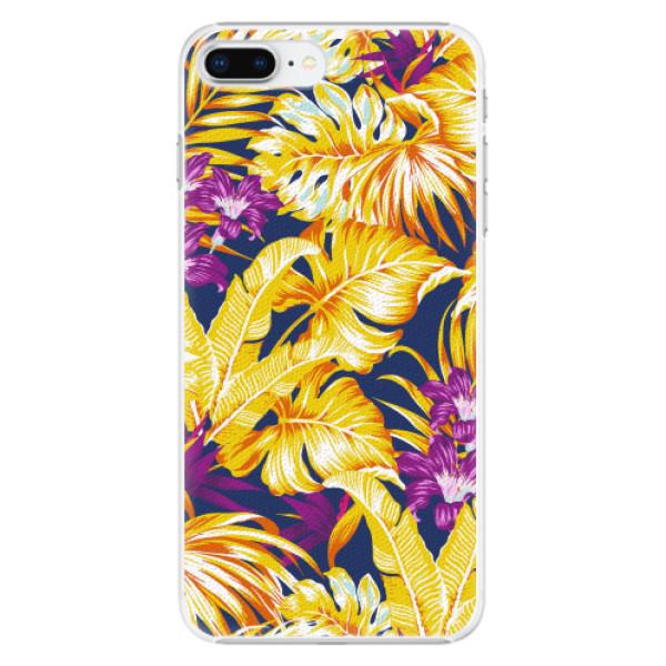 Plastové pouzdro iSaprio - Tropical Orange 04 - iPhone 8 Plus