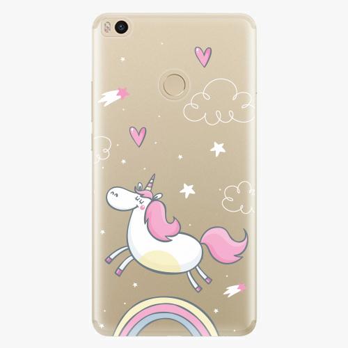 Plastový kryt iSaprio - Unicorn 01 - Xiaomi Mi Max 2