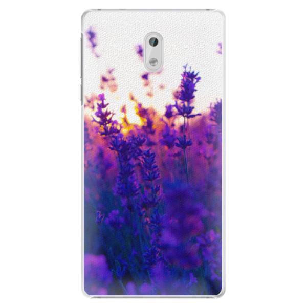 Plastové pouzdro iSaprio - Lavender Field - Nokia 3