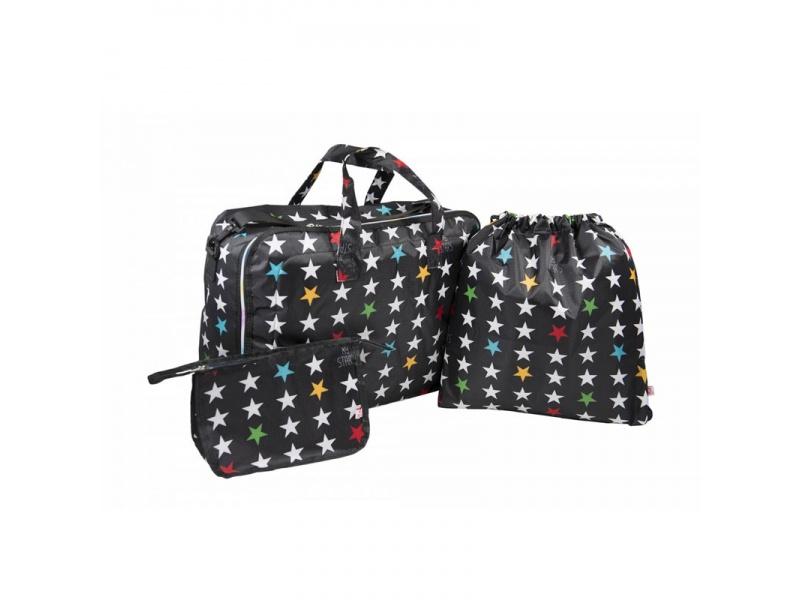 My Bags - Cestovní set 3 v 1 Stars