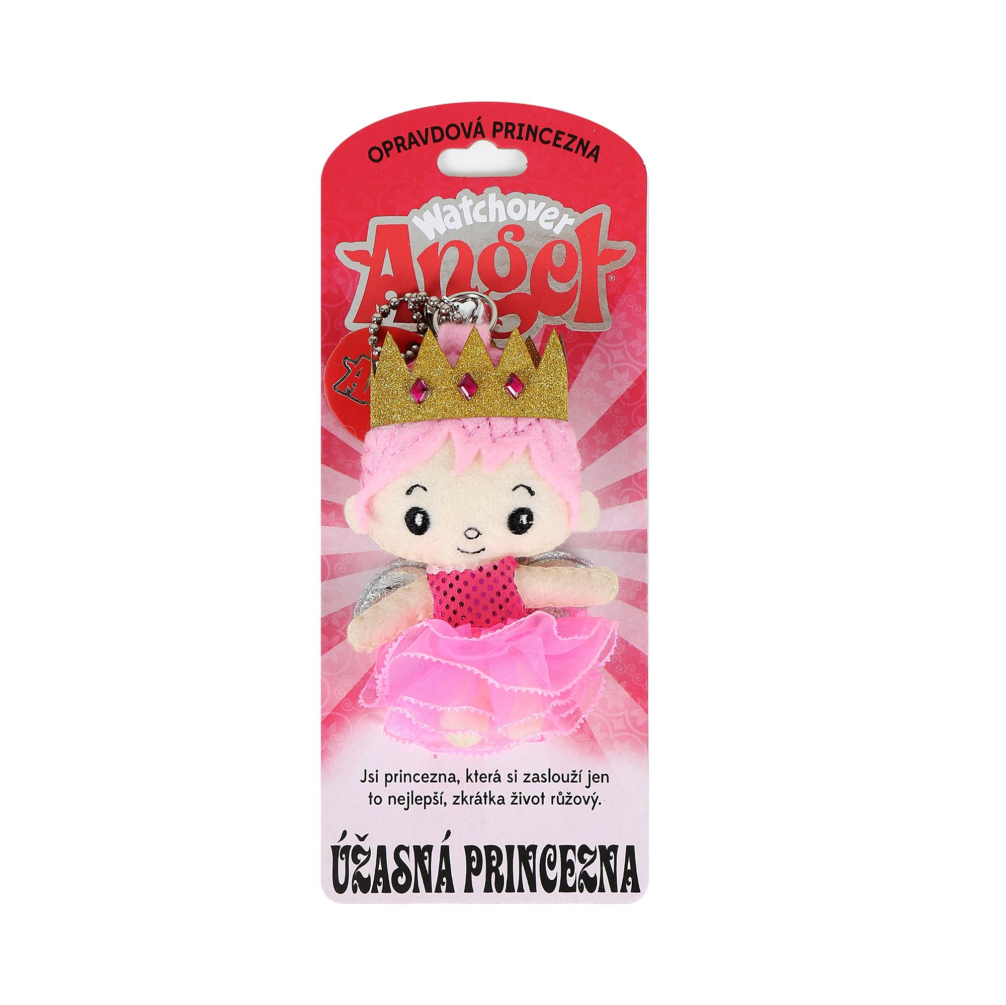 Andělíček strážníček - Princezna
