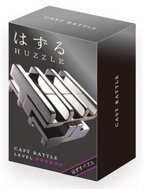 Huzzle Cast - Rattle