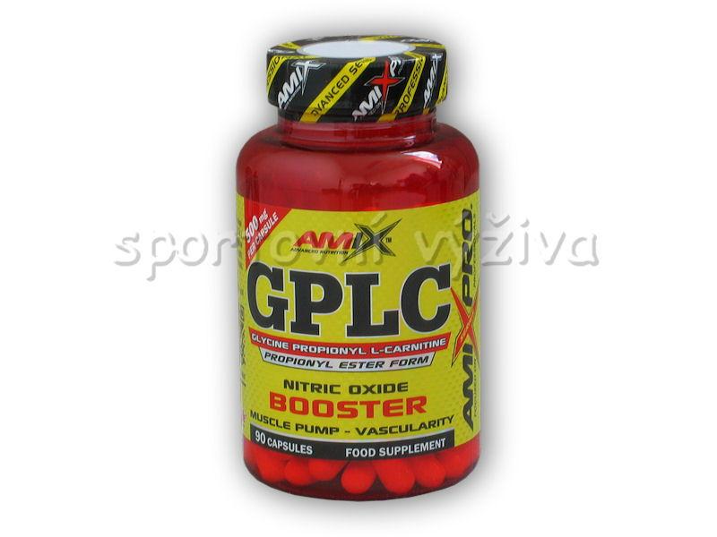 GPLC Nitric Oxide Booster 90 kapslí