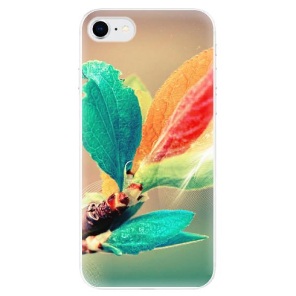 Odolné silikonové pouzdro iSaprio - Autumn 02 - iPhone SE 2020