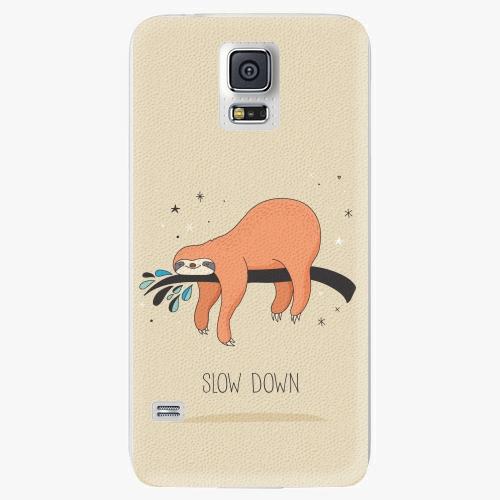 Plastový kryt iSaprio - Slow Down - Samsung Galaxy S5