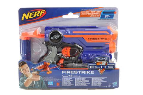 Nerf Elite Firestrike TV 1.3.- 30.6.2020