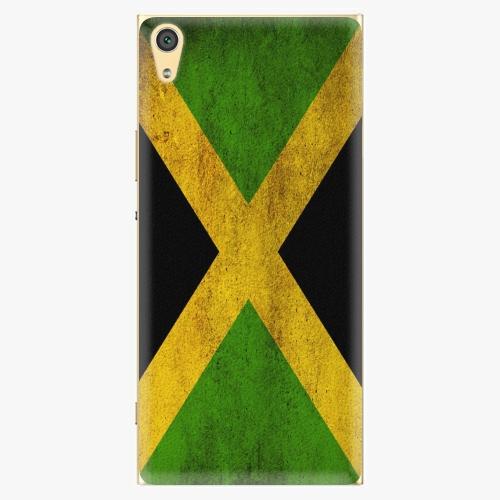 Plastový kryt iSaprio - Flag of Jamaica - Sony Xperia XA1 Ultra