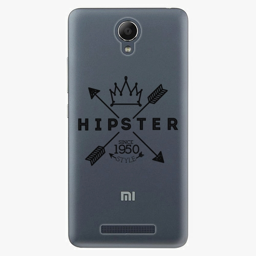 Plastový kryt iSaprio - Hipster Style 02 - Xiaomi Redmi Note 2