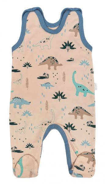 mamatti-kojenecke-dupacky-dinosaurus-kremove-s-potiskem-vel-68-68-4-6m