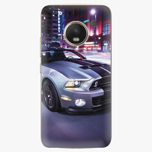 Plastový kryt iSaprio - Mustang - Lenovo Moto G5 Plus