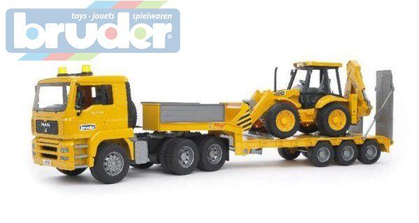 BRUDER 02776 (2776) Auto nákladní MAN návěs