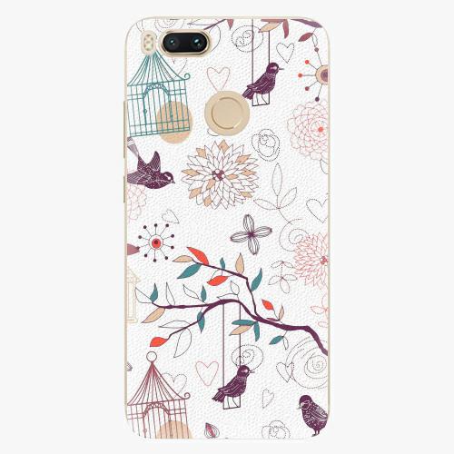 Plastový kryt iSaprio - Birds - Xiaomi Mi A1
