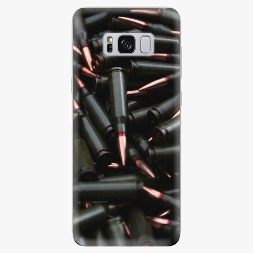 Plastový kryt iSaprio - Black Bullet - Samsung Galaxy S8