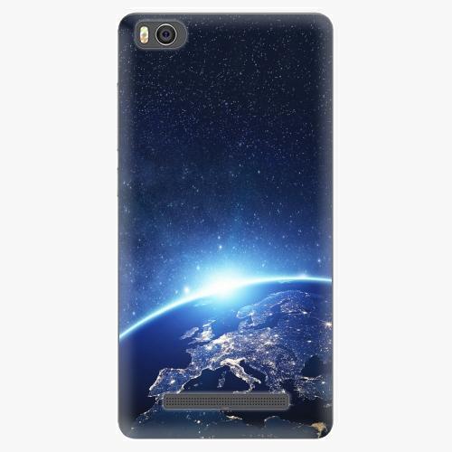 Plastový kryt iSaprio - Earth at Night - Xiaomi Mi4C