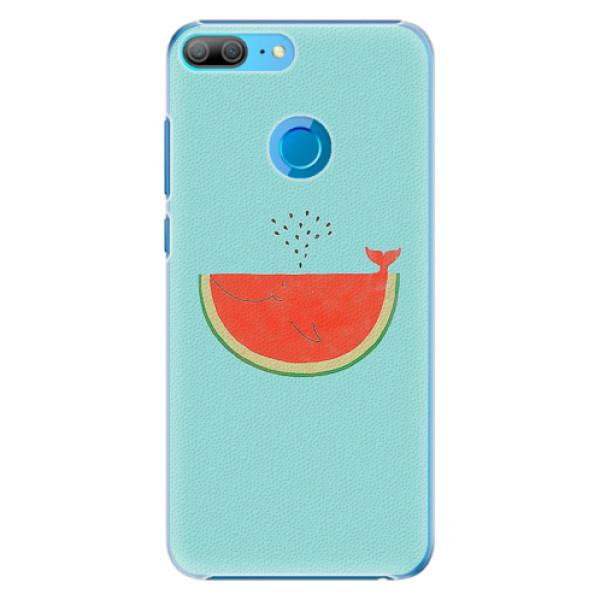 Plastové pouzdro iSaprio - Melon - Huawei Honor 9 Lite